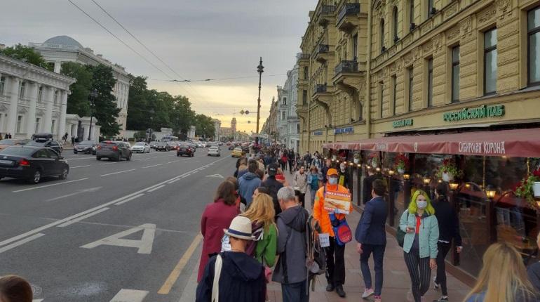 В Москве задержали 132 протестующих против поправок Конституции