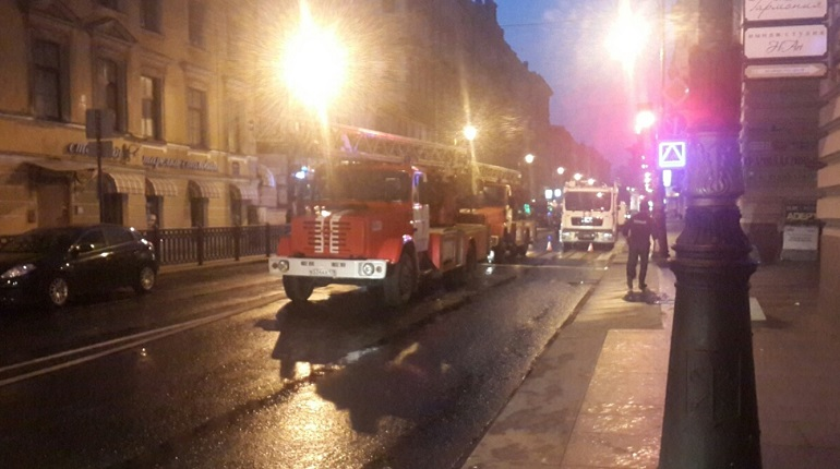 Пожар в коммунальной квартире на улице Куйбышева потушили почти за три часа