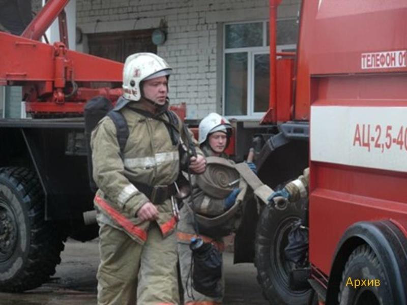 Второй пожар в Кировском районе за день — горела «однушка»