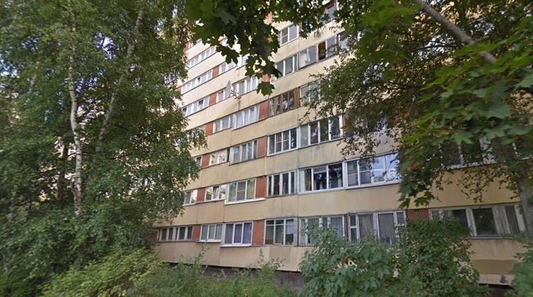 На улице Жени Егоровой ночью вспыхнула кухня