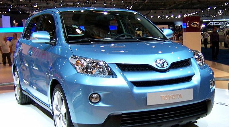 Toyota представила новый кроссовер, дешевле Hyundai Creta