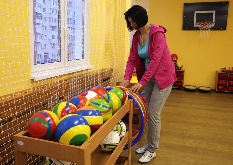 Спортшколы Ленобласти получат новое оборудоание