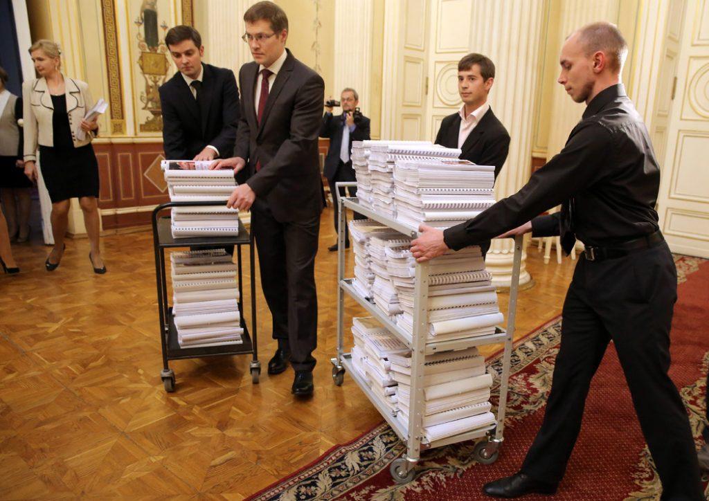 Бюджету Петербурга предрекли восстановление после пандемии только к 2024 году