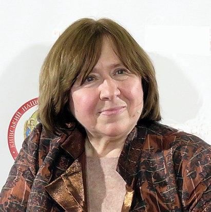 Нобелевский лауреат по литературе из Белоруссии призвала Лукашенко к отставке