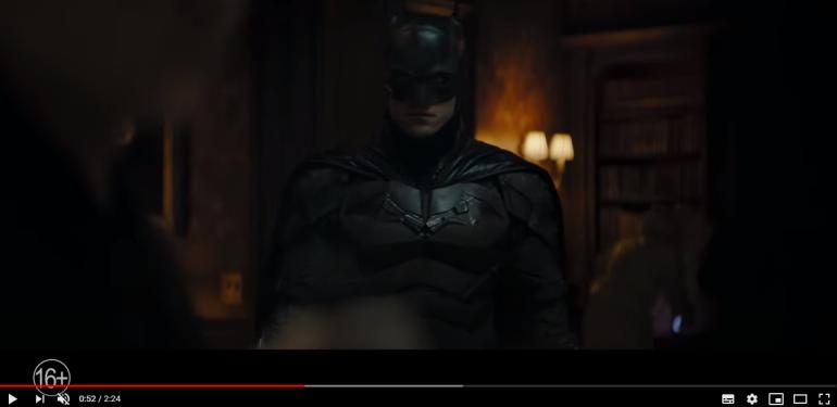 Вышел первый тизер фильма о Бэтмене с Робертом Паттинсоном