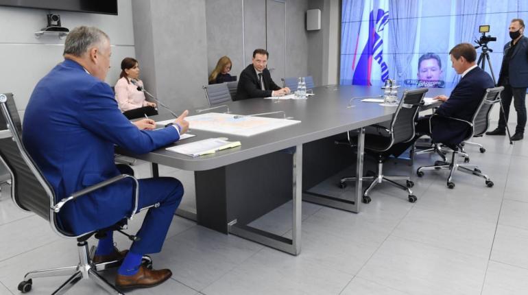 В Ленобласти за пять лет проведут газ в 412 населенных пунктов