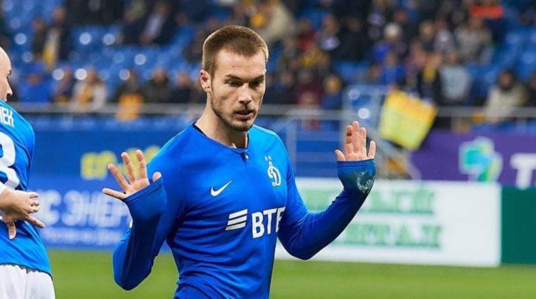 «Зенит» пропустил в матче с «Динамо»