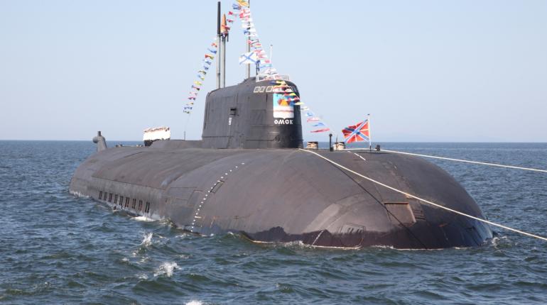 Военные США заявили о всплывшей рядом с Аляской российской подлодке