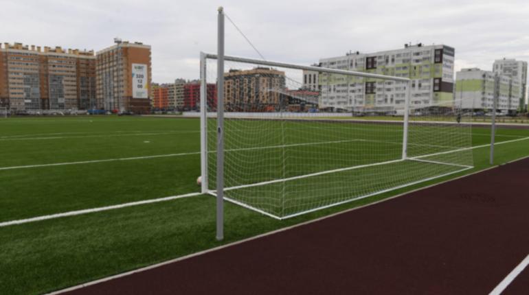 В Янино откроют футбольный стадион по стандартам FIFA