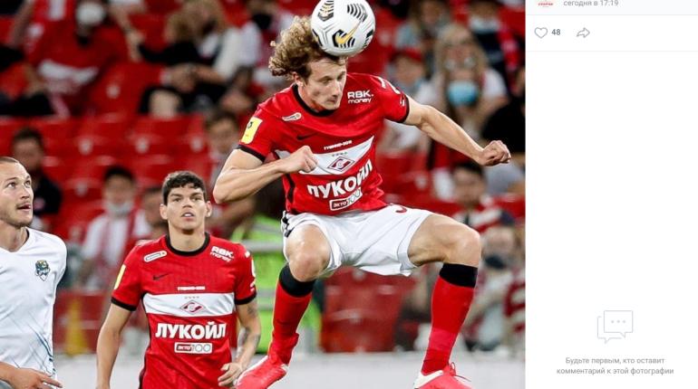 Арбитр VAR матча «Спартак» — «Сочи» объяснил назначение второго пенальти
