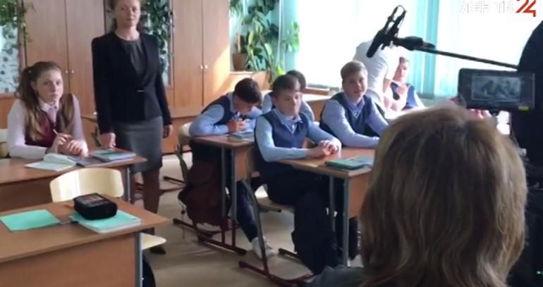Во Всеволожске снимают фильм про юного самбиста Гришу