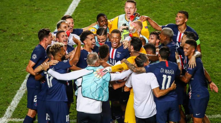 ПСЖ разгромил «РБ Лейпциг» и впервые вышел в финал Лиги чемпионов