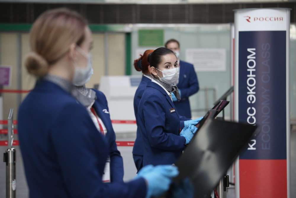 Во вторник в Пулково нет отмененных и задержанных рейсов