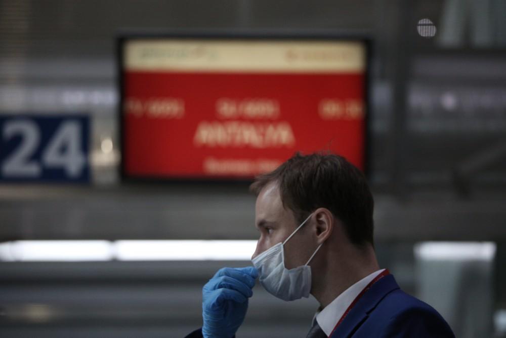 Ни одного рейса не отменено в Пулково в понедельник
