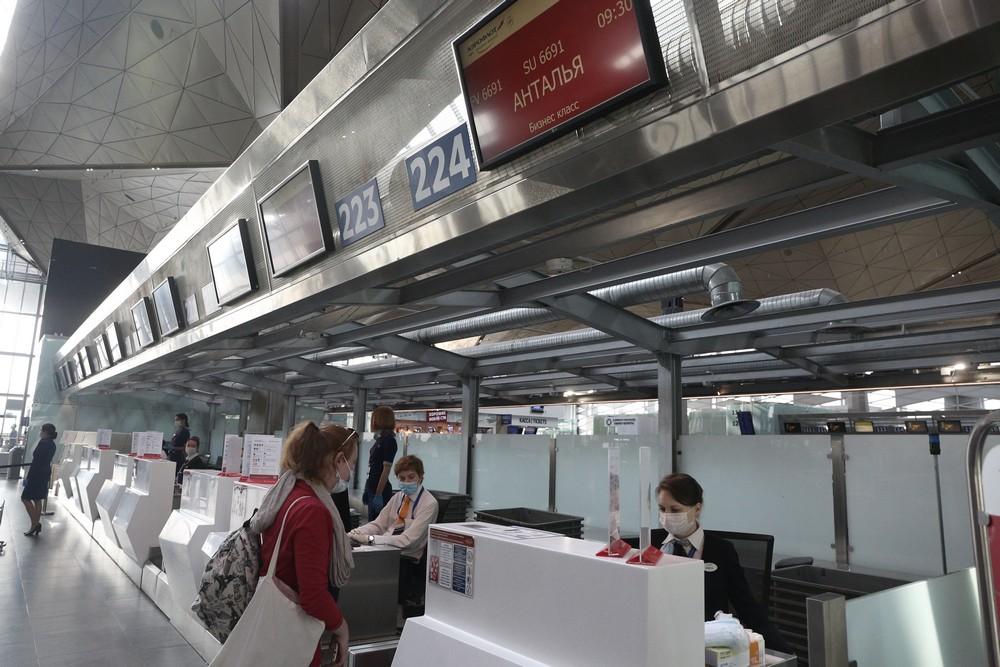 Во вторник в Пулково нет отменных и задержанных рейсов