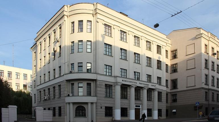 ОМОН задержал протестующих сотрудников МТЗ
