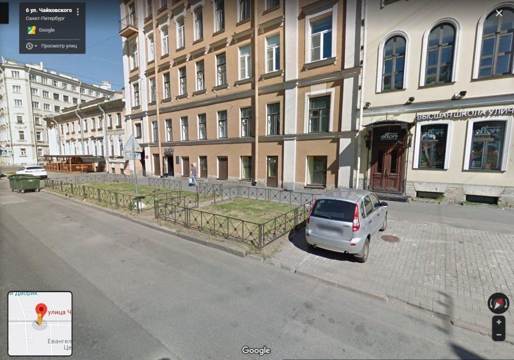 На Чайковского мужчине выстрелили в глаз, сбежавшего преступника на «Яндекс. Такси» ищут