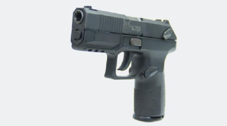 «Ростех» порадовал МВД новым пистолетом