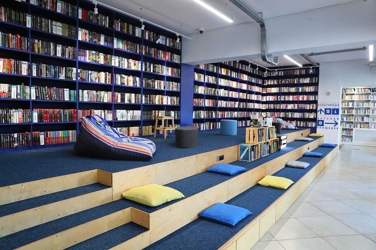 Арт-резиденцию «Шкаф» откроют на базе библиотеки «Ржевская»