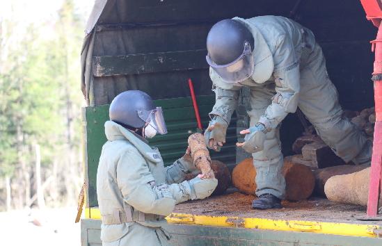 За август в Петербурге и области нашли больше 340 снарядов времен войны