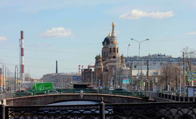 Минкульт пытается защитить уже испорченную панораму Петербурга