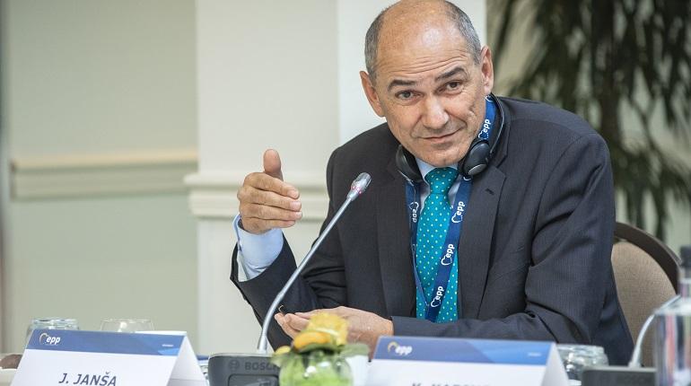 Янша «спелся» с Помпео по вопросу перевыборов главы Белоруссии
