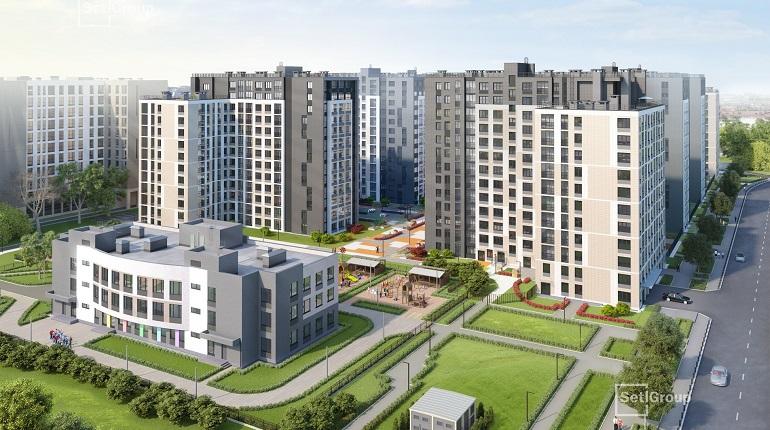 Компания Setl Group начала строить жилой комплекс «Автограф» на Лиговском