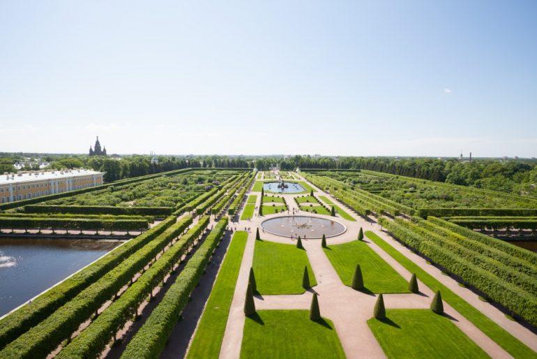 Лишь одна компания вызвалась реставрировать Верхний сад Петергофа за 933 млн