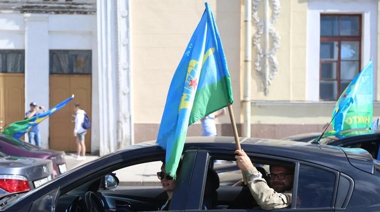 На проведение дня ВДВ в Петербурге потратят 1,7 миллиона рублей