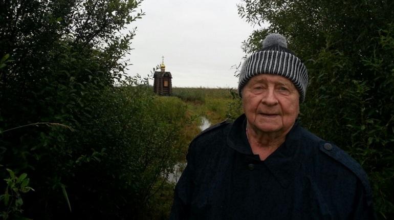 В Старой Ладоге появитсяскульптура археолога Анатолия Кирпичникова