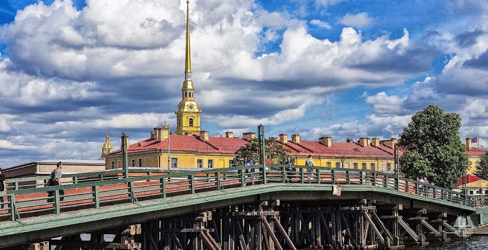 Беглов: Петербург первым в России решился на туристическую «перезагрузку»