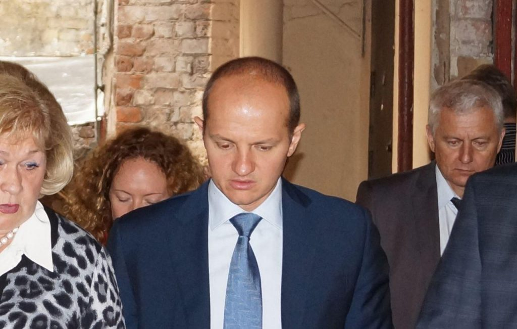 Бывший вице-губернатор Петербурга Лавленцев возглавил «Стройтрансгаз»