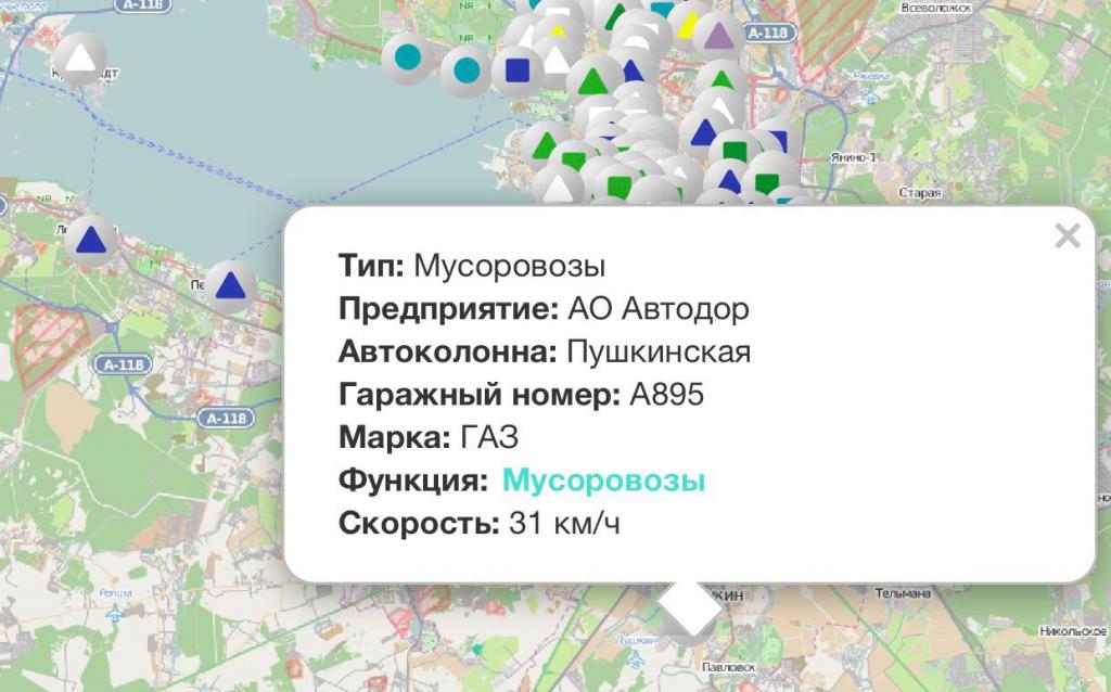 В Пушкине, Сестрорецке, Петергофе и Ломоносове поливают улицы