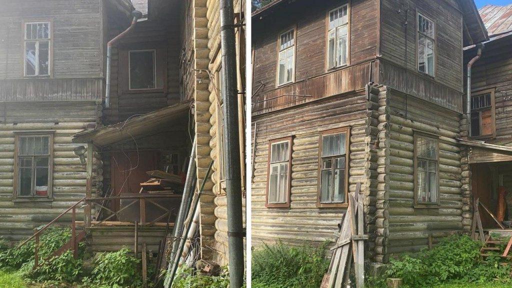 534 дома ветеранов отремонтировали в Ленобласти