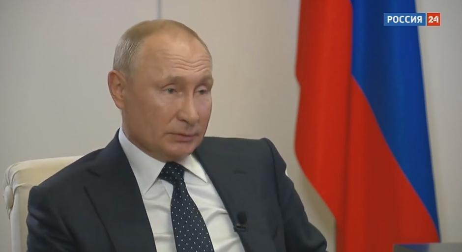 Полный переход на «дистанционку» Путин счёл нецелесообразным