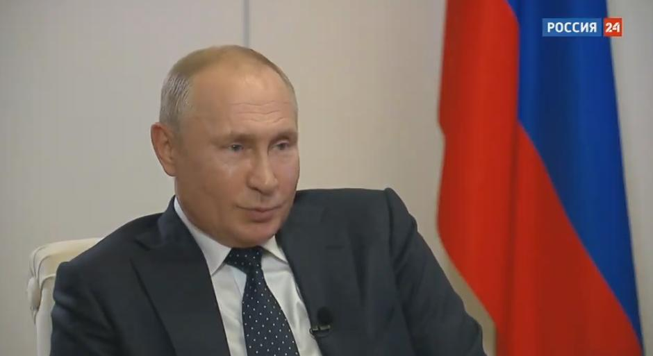 Президент РФ запретит вывоз необработанных лесоматериалов с 2022 года