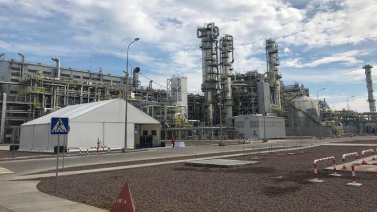 «Еврохим» построит в Ленобласти производство за 105 млрд рублей