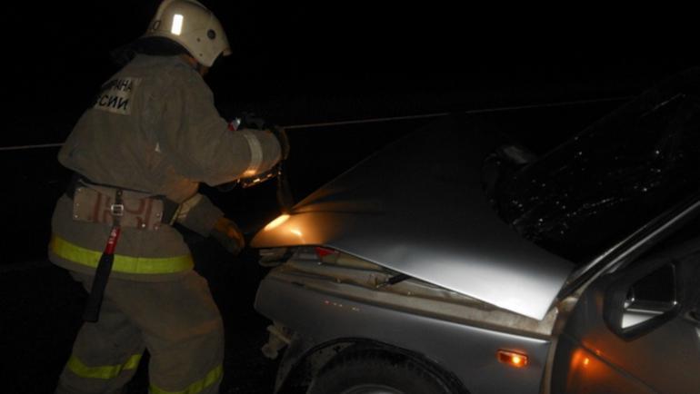 В Петербурге за ночь сгорели две BMW и KIA, никто не пострадал