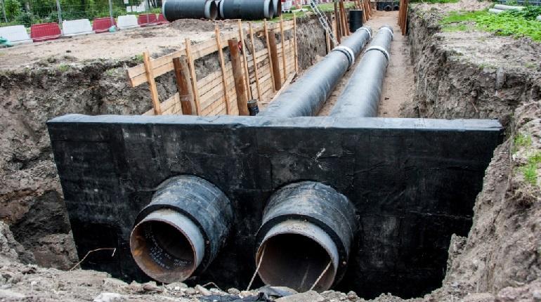 В Петербурге планируется отремонтировать 240 километров теплосетей