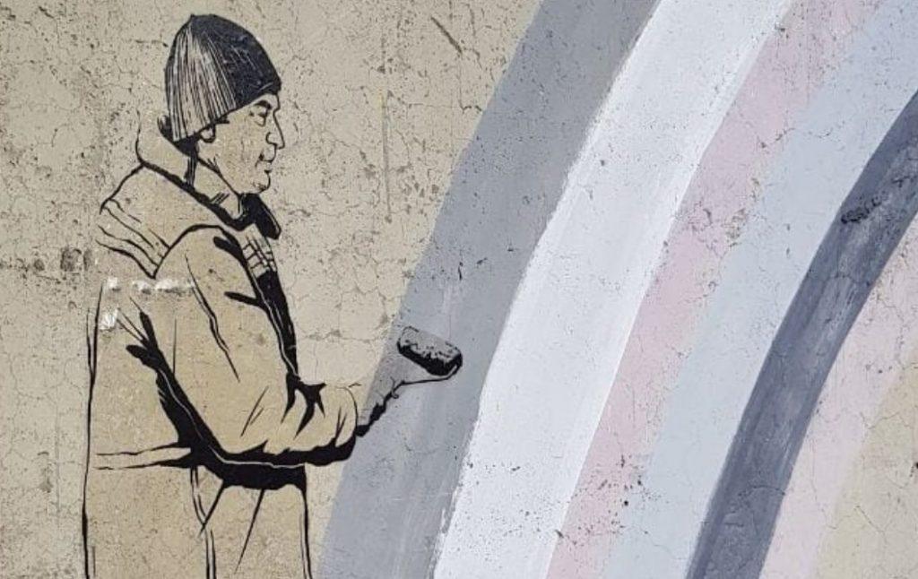 «Стрит-арт продолжит исчезать» — новые идеи Смольного не вдохновили художников