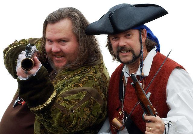 День «Говори как пират» отметят 19 сентября