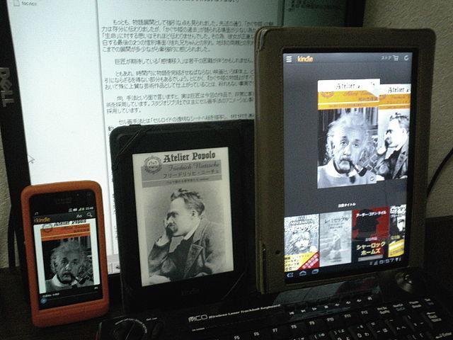 В пятницу отметят день чтения электронной книги