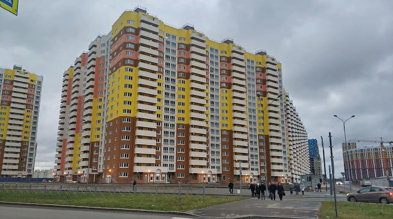 Город закупит 136 квартир на 1,4 млрд рублей для госнужд