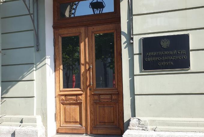 Петербургская строительная компания продолжает спор с судебными приставами