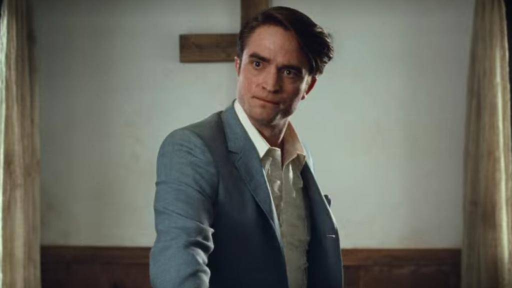 Netflix выпустил психологический триллер «Дьявол навсегда» с Робертом Паттинсоном
