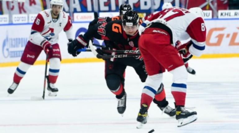 СКА одержал победу в первом домашнем матче сезона
