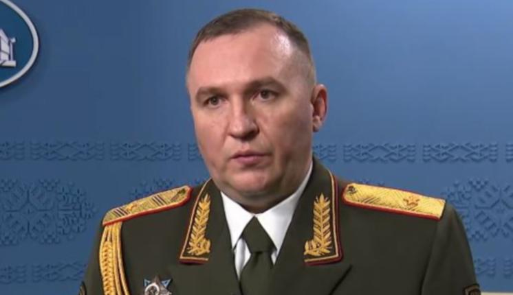 Министр обороны Белоруссии заявил о танках США рядом с границей