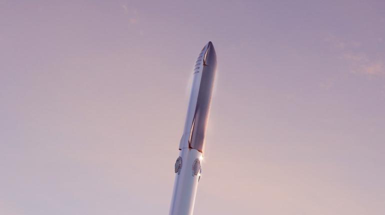 SpaceX проведет испытательный полет корабля для миссий на Марс