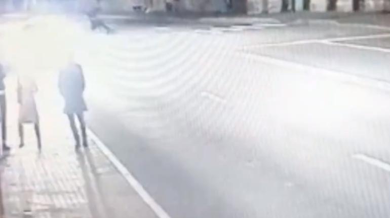 Художница-психоактивист погибла под колесами BMW на Ждановской улице