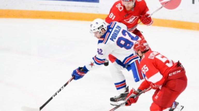 Шестаков назвал главное отличие СКА Брагина